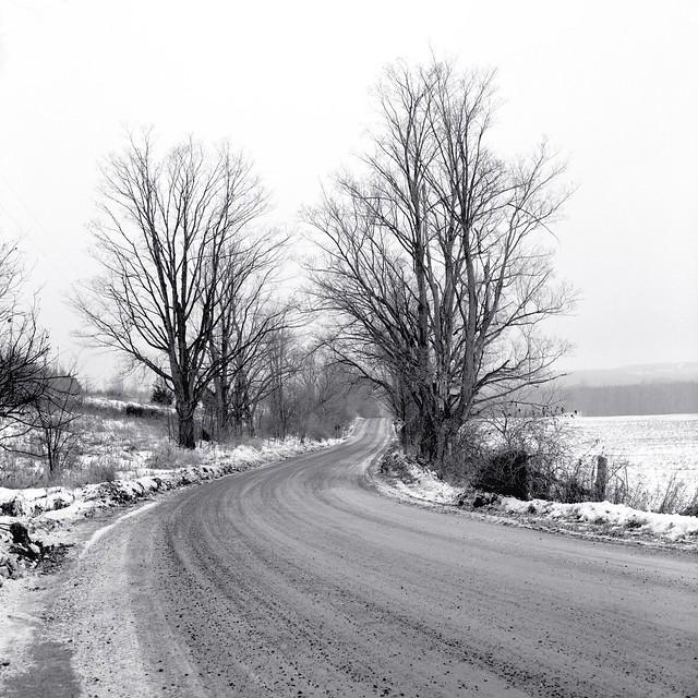 McLaren Side Road