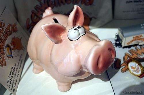 Spardose Schwein 2