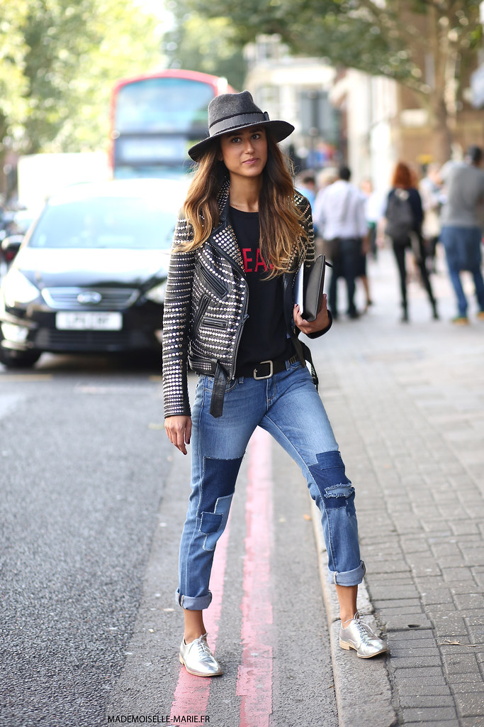 Soraya Bakhtiar, London Fashion week
