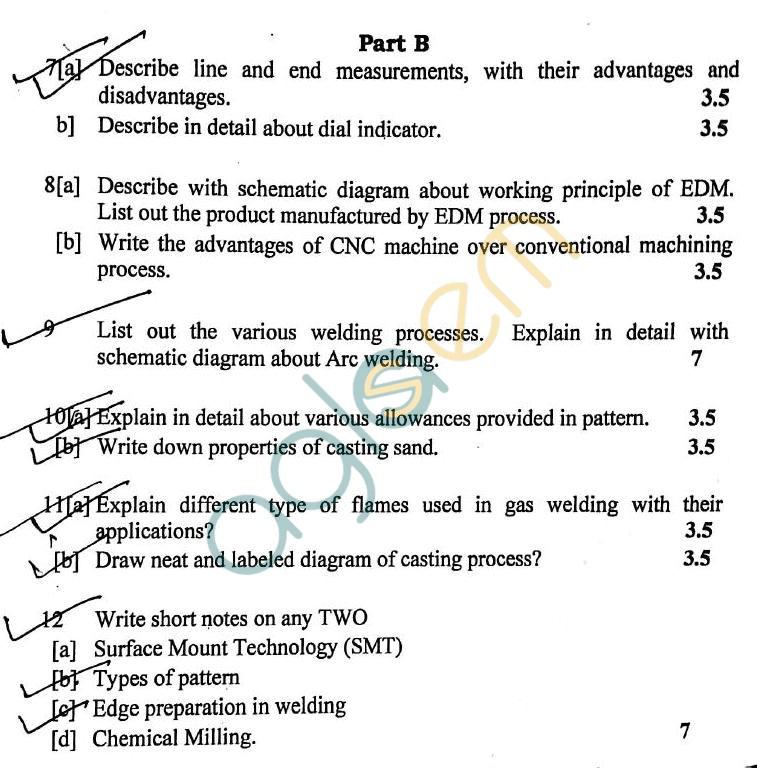 DTU: Question Papers 2013 – 2 Semester - End Sem - ME-115
