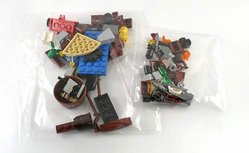 70409 Shipwreck Defense pack