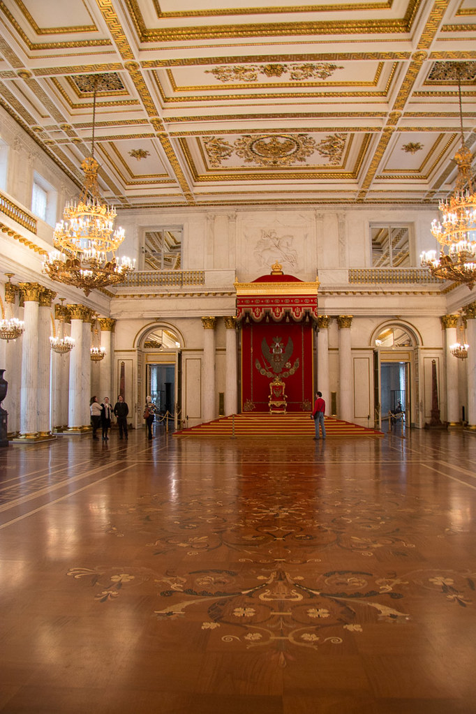 Ballroom at the Hermitage