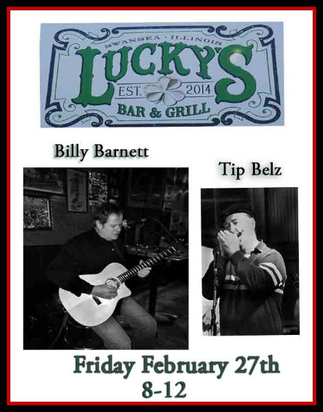 Billy & Tip 2-27-15
