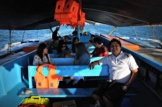 Gumaras Boat Ride