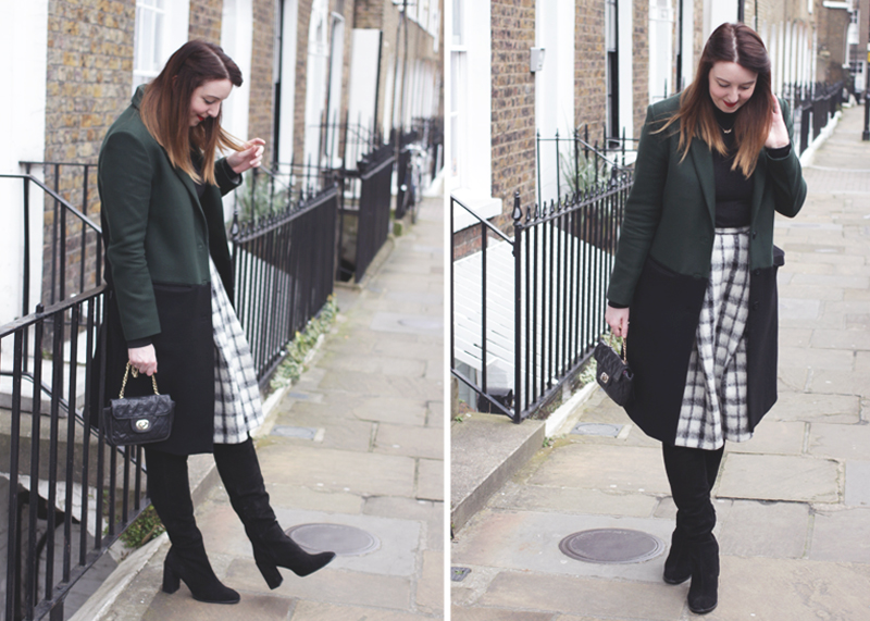 How to wear Skirts in Winter, Bumpkin Betty Fashion Blog