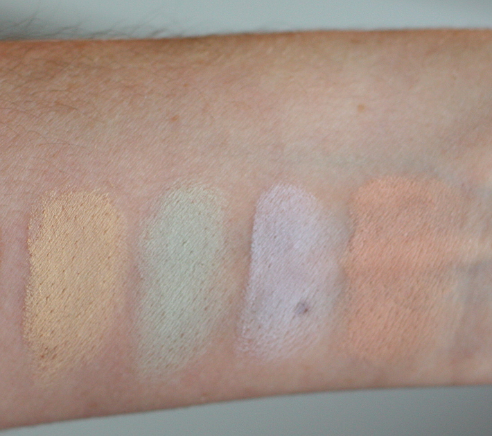 and other stories cc quad swatches