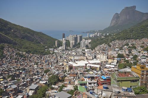 【写真】世界一周 : リオ・デ・ジャネイロ・ファベーラ