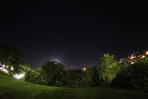 Stars Over St. John