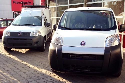 Fiat Fiorino & Fiorino City - Santiago, Chile