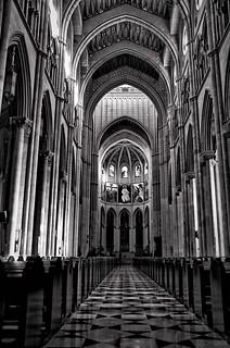 """Catedral """"La Almudena"""", Madrid"""