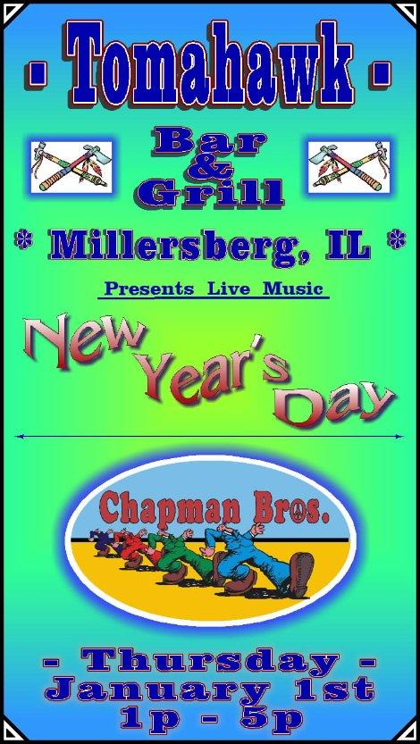 Chapman Brothers 1-1-15