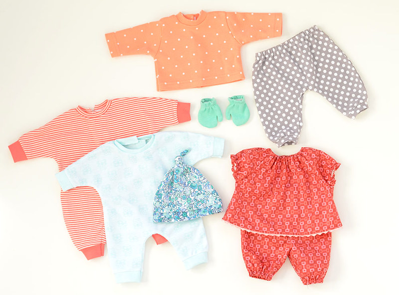 Doll Clothes 1
