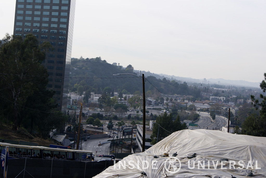 Photo Update: January 17, 2015 - Universal Studios Hollywood