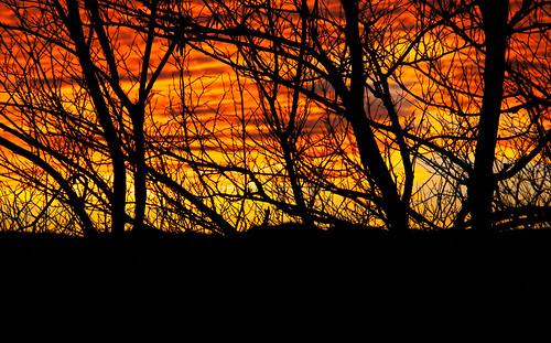 sunset italy orange silhouette canon tramonto giallo marche fuoco fiery arancione yallow montefeltro 24105l canon24105l eos50d canon50d peglio