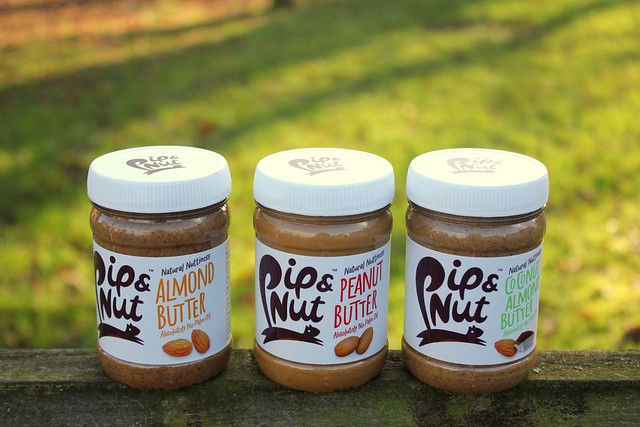 PB & ME! Pip & Nut Peanut Butter and More!