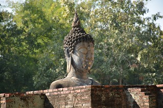 Imagen de Wat Si Chum cerca de Ban Na. travel nature thailand bangkok culture buddhism temples chiangmai krabi lanna tempel sukhothai lampang kolanta ayutthaya reizen 2014 arps paularps afsdxnikkor18140mm