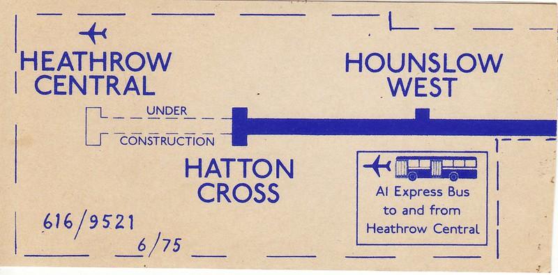 Hatton Cross-Heathrow