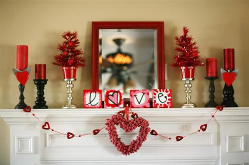 Romantic Valentine's Day Decor Ideas