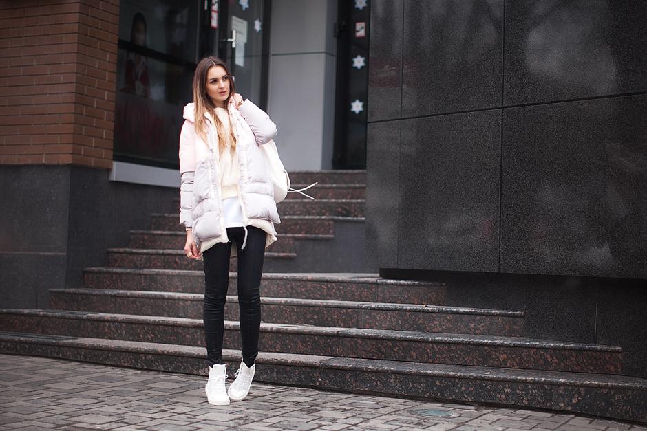 Padded Jacket Fashion Agony Daily Outfits Fashion