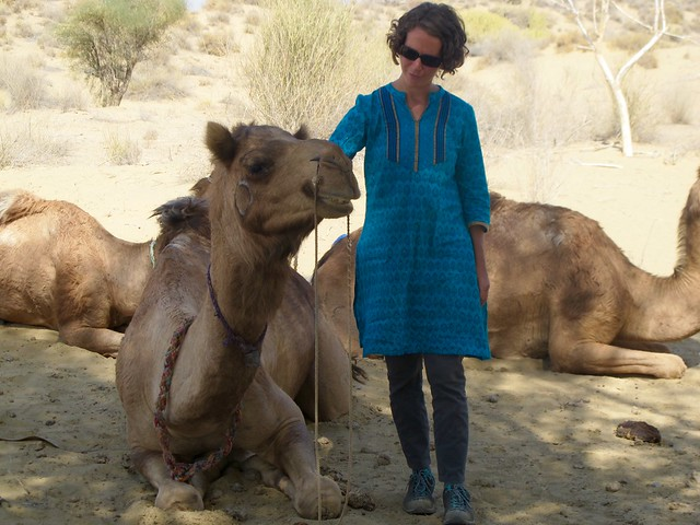 India - Jaisalmer Camel Safari With mystic tours