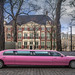 Pink Limo by Pieter Musterd