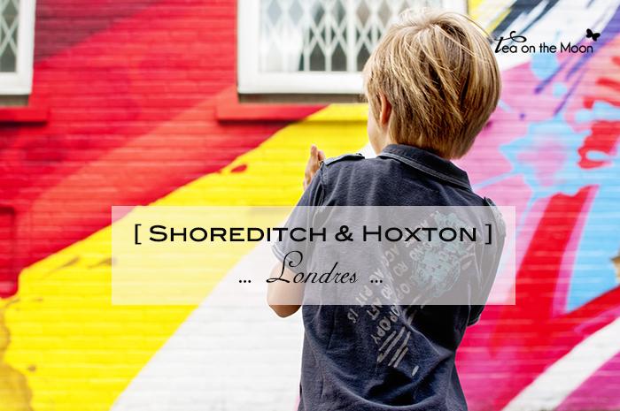 Londres, un paseo por Shorecitch y Hoxton