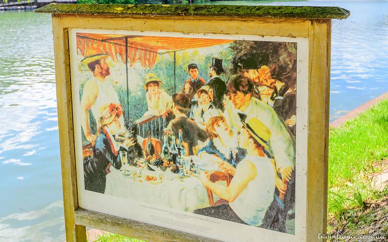 Maison Fournaise - Île des Impressionnistes
