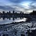 Low tide Coal Harbour by Vida Morkunas (seawallrunner)