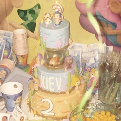 baby shower(0.0), cake(1.0), party(1.0), baked goods(1.0), food(1.0), cake decorating(1.0), birthday cake(1.0), dessert(1.0), torte(1.0),