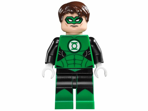 LEGO DC Super Heroes 76025 Green Lantern vs. Sinestro figures00a