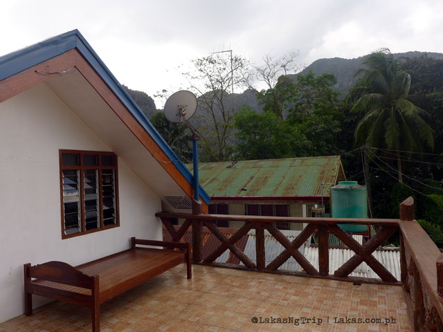 Agape Transient House in El Nido, Palawan, Philippines