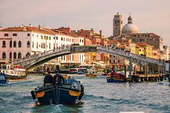 Venice during the Carnevale