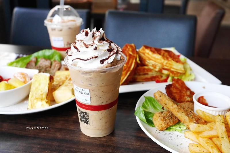 16491061126 976dbbf1fa c - 【熱血採訪】咖啡家COFFEE+ │南屯區:有好多好多早餐在這裡~連鎖咖啡店只要百元也有樂活豐盛早午餐~還有招牌豪邁四層鬆餅塔下午茶好選擇~花少少錢也有悠閒早餐時光!