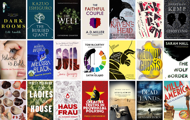 Books to look forward to in March and April 2015