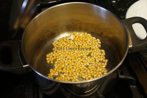 Stovetop popcorn 4