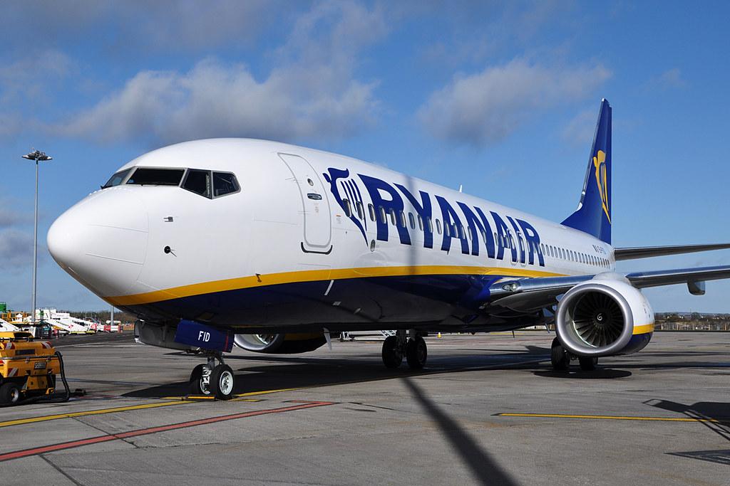 EI-FID - B738 - Ryanair