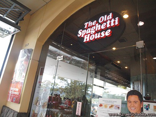 Baguio tour blog 12–a visit in SM City Baguio and snacking at Old Spaghetti House