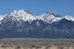 Crestone Peak group and MAYBE Humboldt Peak
