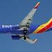 N798SW Southwest 737-7AD landing at KCLE by GeorgeM757