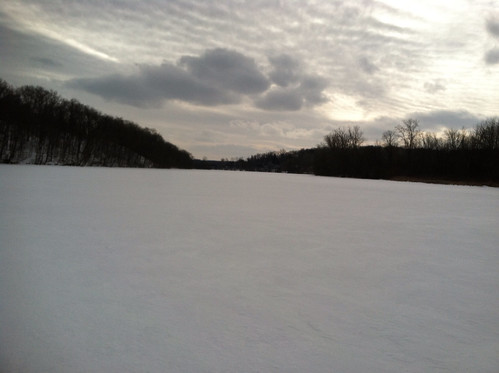 The Middle of the Huron