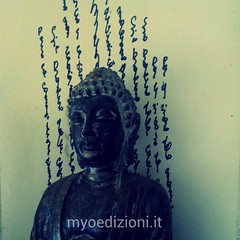 """""""Esseri viventi di ogni #mondo, abbiate fiducia in questo #sutra che tutti i #Buddha dell'#universo tengono in grande considerazione e proteggono nelle loro menti."""" (Sutra breve sul Buddha #Amitabha) #buddhismo #citazione #quote #TerraPuraIta #meditazione"""