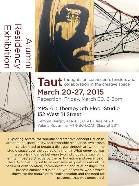 Taut: Alumni Residency Exhibition