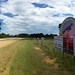 bjdaly posted a photo:Riverstone Paceway. Clearly currently in use.Though I have no idea if there are races or just training.