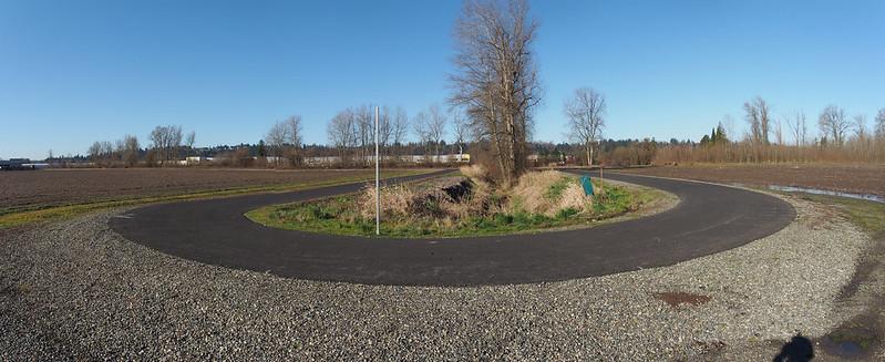 White River Trail/Sumner Link U-Bend
