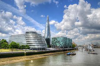 Modern Thames.