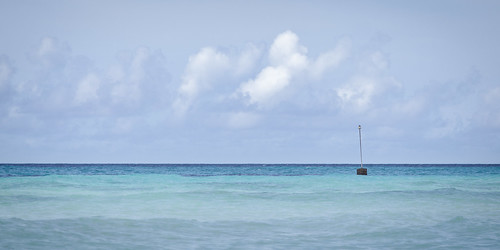 ocean sea christchurch beach water barbados bridgetown atlanticocean buoy