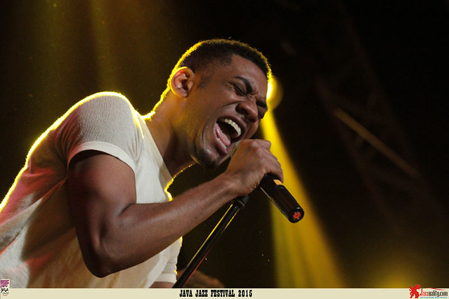 Java Jazz Festival 2015 Day 3 - Joshua Ledet
