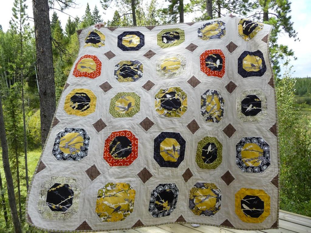 Folksy Nest Quilt