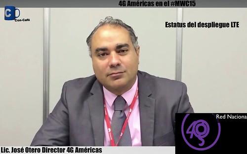 4G Americas José Otero