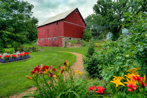 Picturesque Farm
